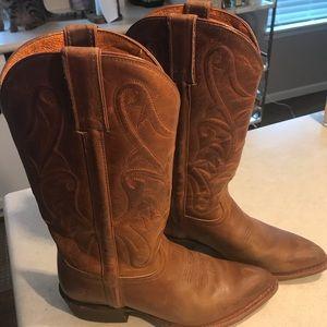 FRYE women's size 8 western boots